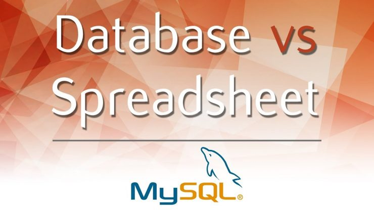 Database vs Spreadsheet - Advantages and Disadvantages in 2020